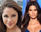 Reveja 10 famosas que fizeram topless e causaram na praia