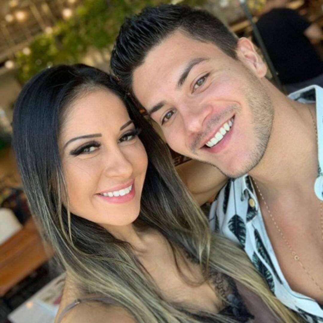 Mayra Cardi e Arthur Aguiar / Crédito: Reprodução