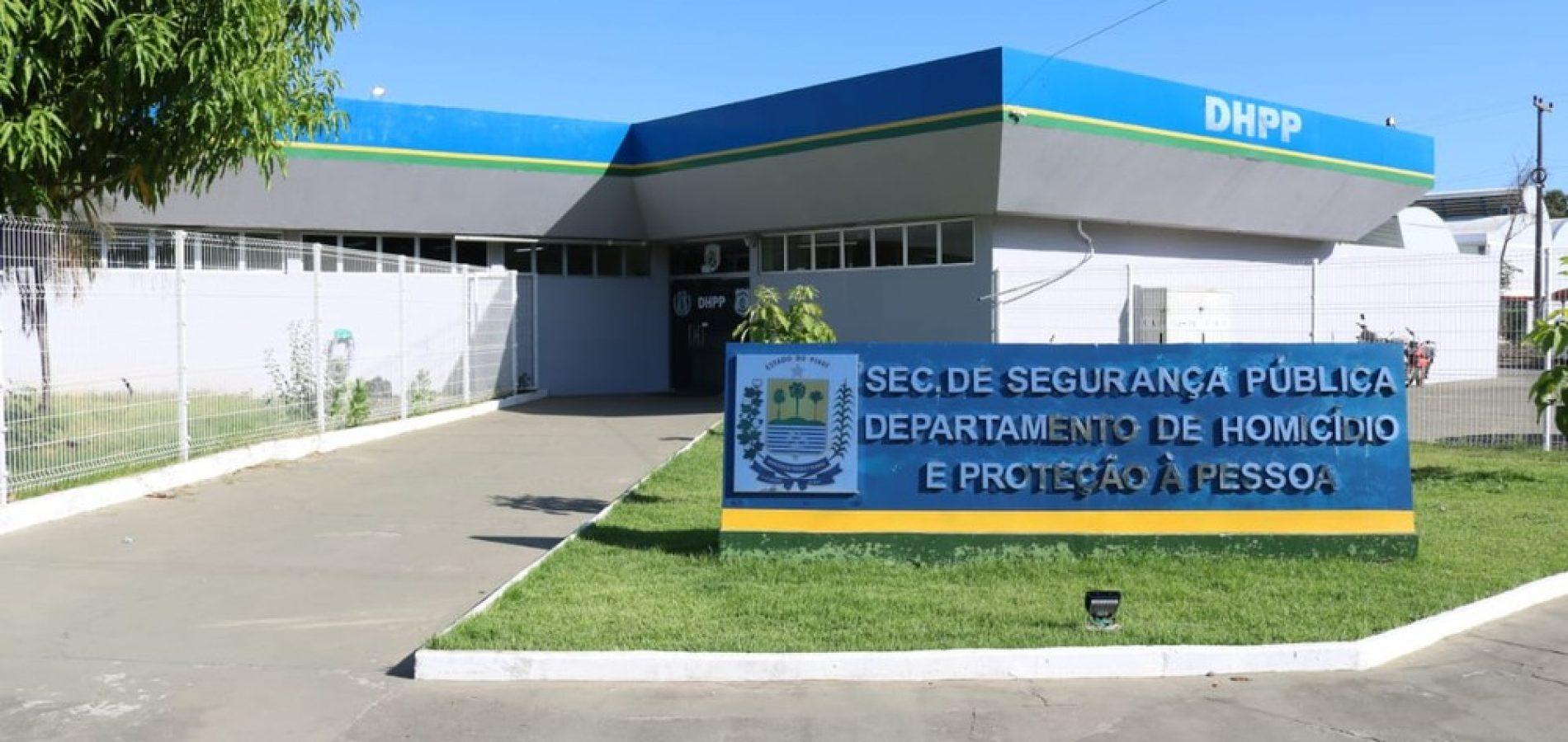 Sede do Departamento de Homicídio e Proteção à Pessoa em Teresina - Foto: Reprodução