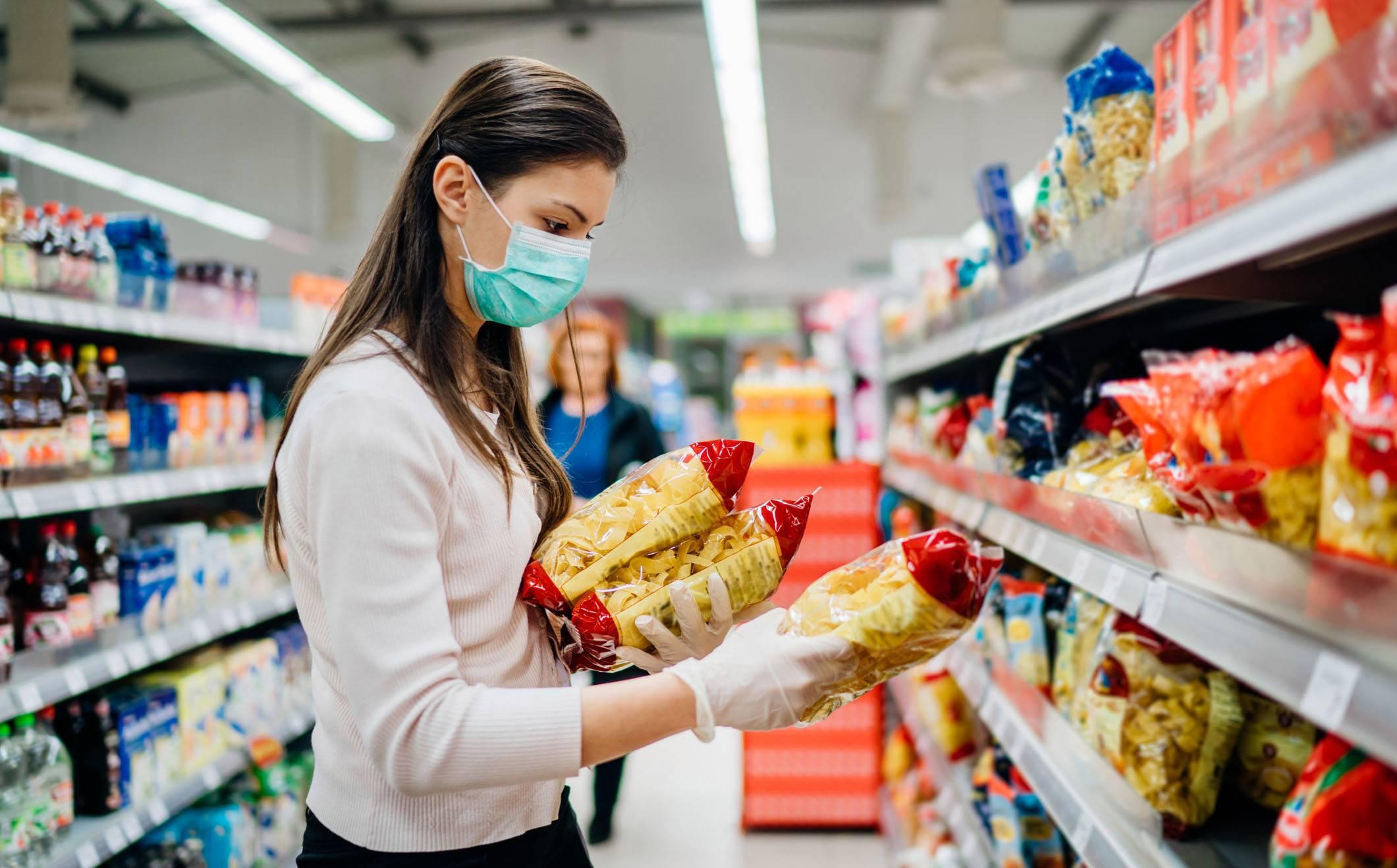 O consumidor ainda tem seu direito assegurado com relação aos demais itens que não sejam perecíveis.