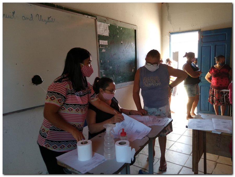 Prefeitura de Inhuma e Secretaria de Educação entrega  Kits de Alimentação Escolar  - Imagem 8