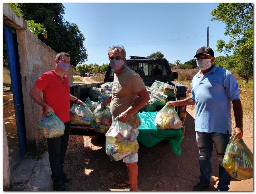 Prefeitura de Inhuma e Secretaria de Educação entrega  Kits de Alimentação Escolar  - Imagem 17