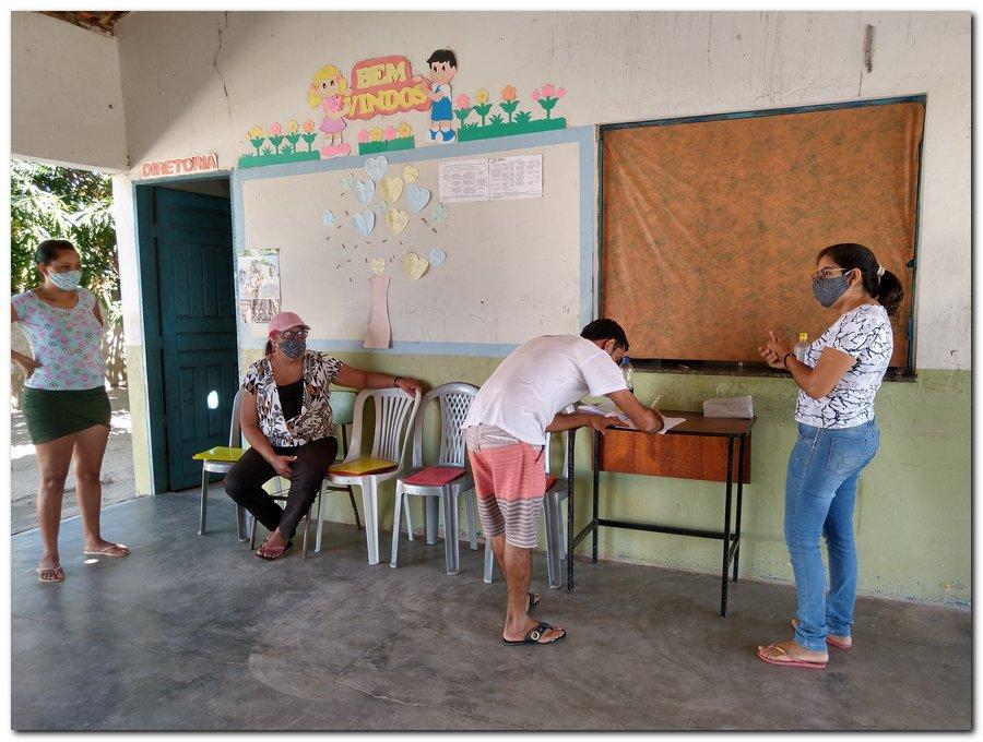 Prefeitura de Inhuma e Secretaria de Educação entrega  Kits de Alimentação Escolar  - Imagem 11