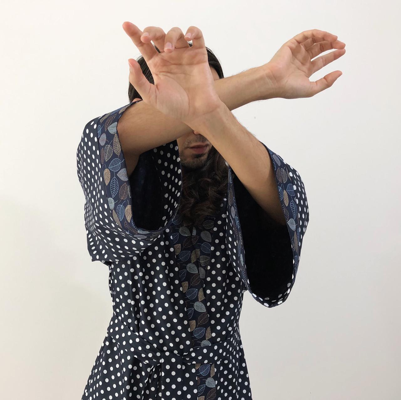 Quarentena inspira coleção de designer de moda - Imagem 2