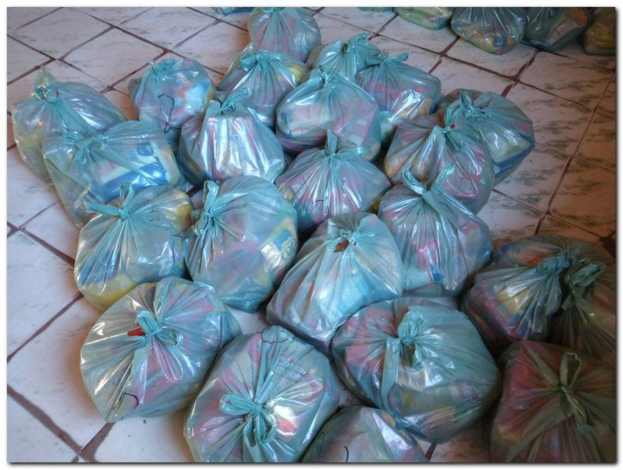 Prefeitura de Inhuma e Secretaria de Educação entrega  Kits de Alimentação Escolar  - Imagem 5