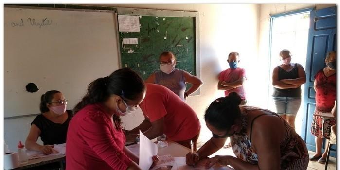 Prefeitura de Inhuma e Secretaria de Educação entrega  Kits de Alimentação Escolar
