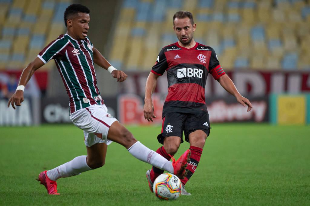 Fla e Flu decidem Carioca 2020 nesta quarta (15)- Foto: Alexandre Vidal/Flamengo