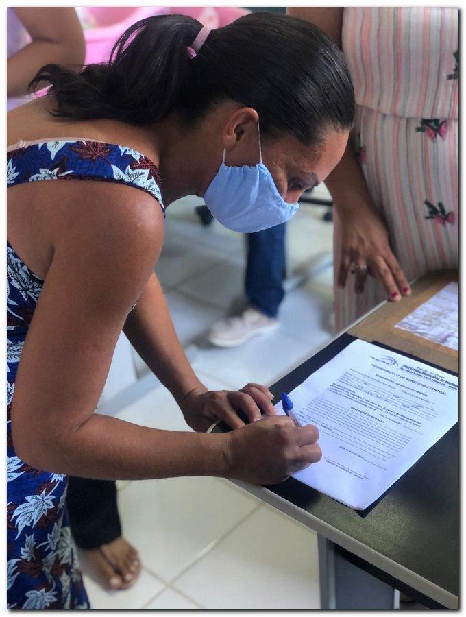Secretaria de Trabalho a Ação Comunitária realiza entrega de Kits para gestantes  - Imagem 5