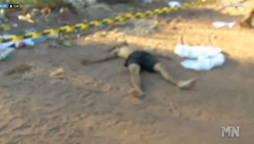 Jovem é executado a tiros e tem os olhos arrancados em Teresina 2