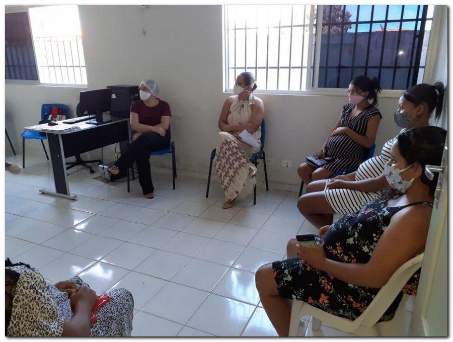Secretaria de Trabalho a Ação Comunitária realiza entrega de Kits para gestantes  - Imagem 4