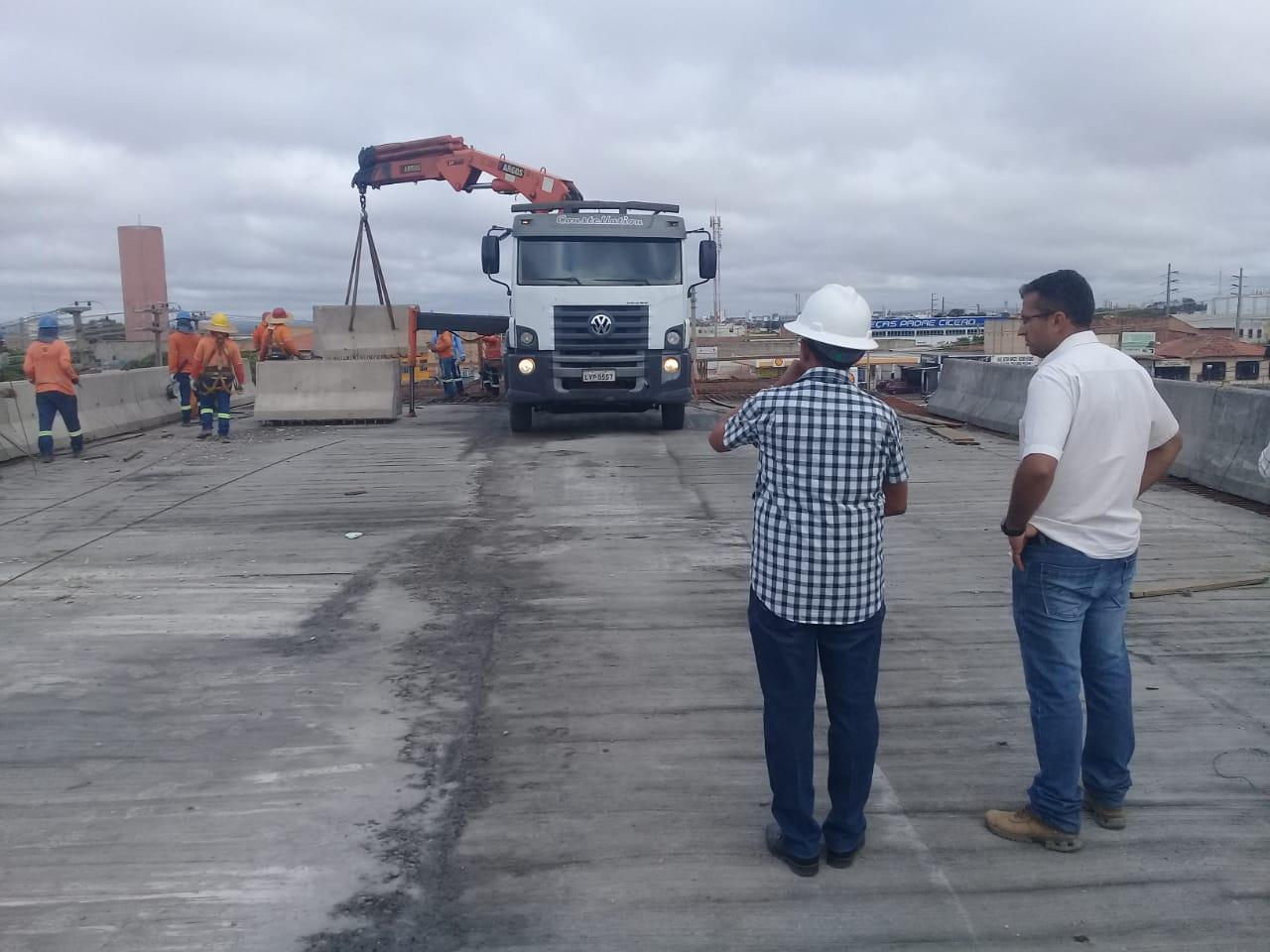 Obras do viaduto da Avenida Barão de Gurguéia retornam ainda este mês - Imagem 1