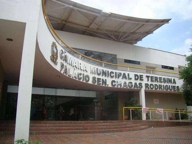 Concurso da Câmara Municipal de Teresina
