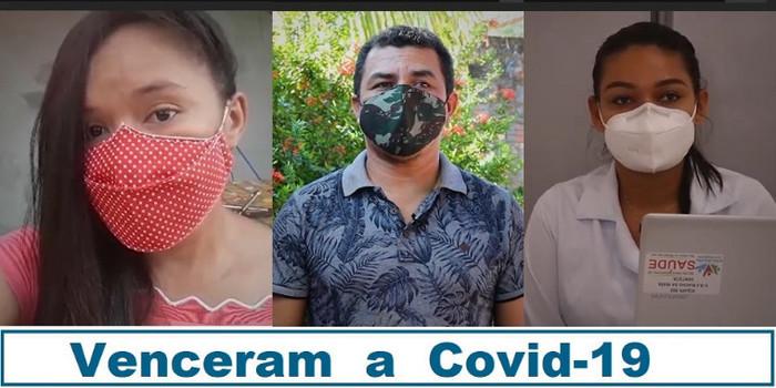 Jornalista mostra depoimentos de jovens que venceram a Covid-19 no interior do Piauí