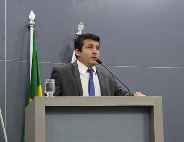 Vereador Deolindo Moura - Foto: Divulgação/Ascom