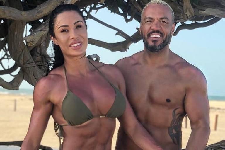 Gracyanne Barbosa e Belo fizeram revelações íntimas