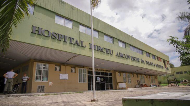 Hospital da Polícia Militar do Piauí - Foto: Divulgação/Ascom