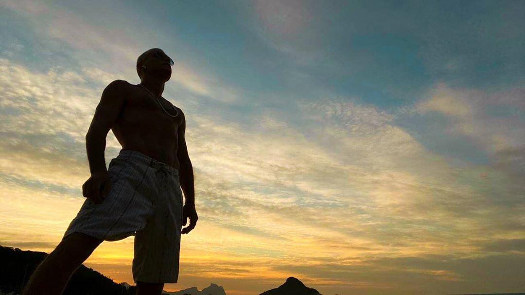 Fábio Assunção aparece irreconhecível em praia após perder 27 kg - Imagem 3