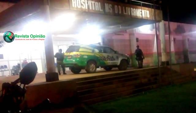Hospital Nossa Senhora do Livramento em José de Freitas - Foto: Revista Opinião