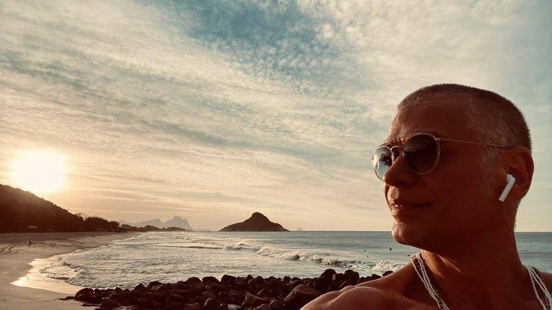 Fábio Assunção aparece irreconhecível em praia após perder 27 kg - Imagem 4