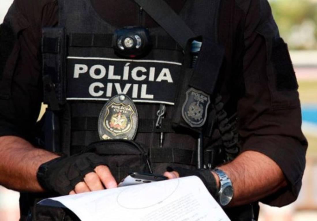 Polícia Civil, através da Deccoterc, realizou as prisões em Teresina (Reprodução)