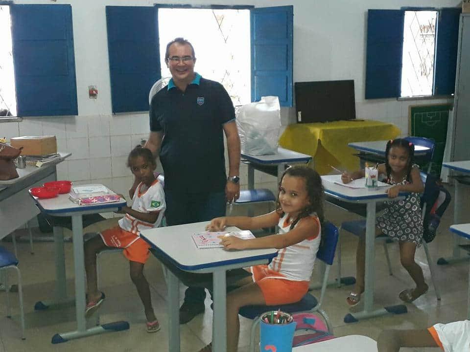 Educação avança em Nazária  - Imagem 4