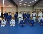 Seleção brasileira de judô é liberada e faz 1º treino em Portugal