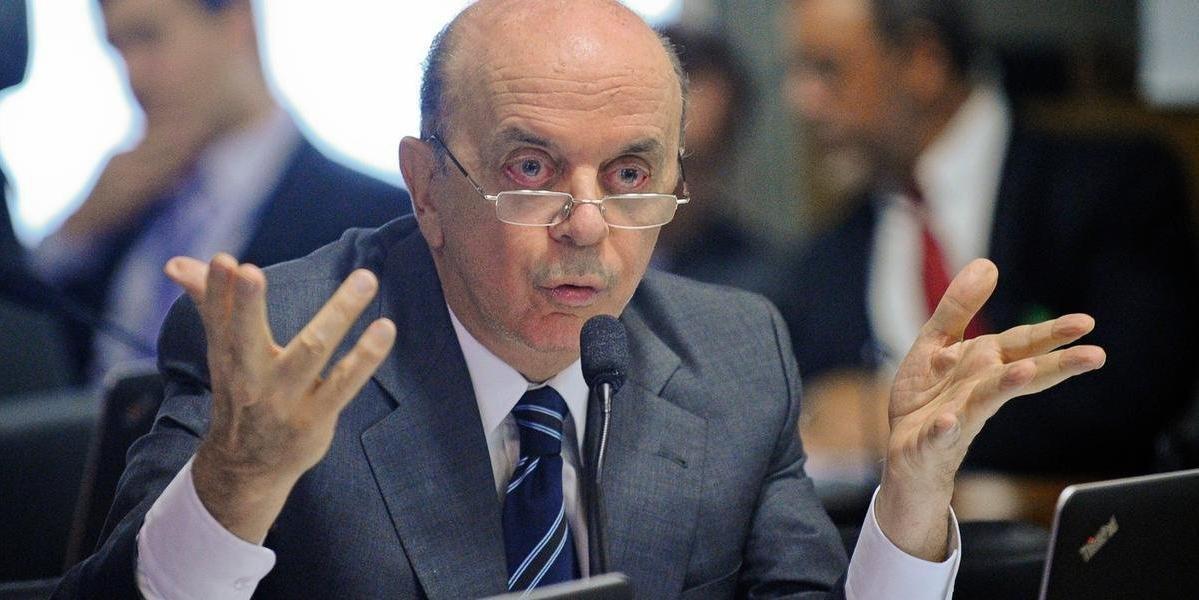 PF faz niva ação contra Serra - Foto: Agência Senado