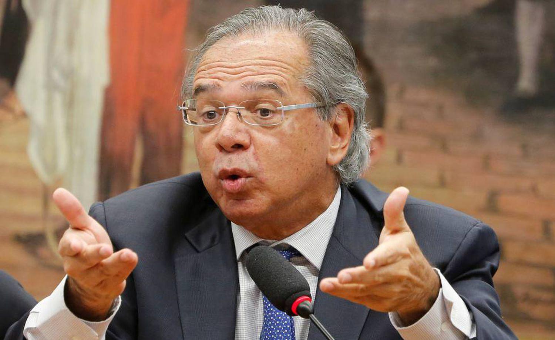 Ministro da Economia, Paulo Guedes (Foto: Adriano Machado)