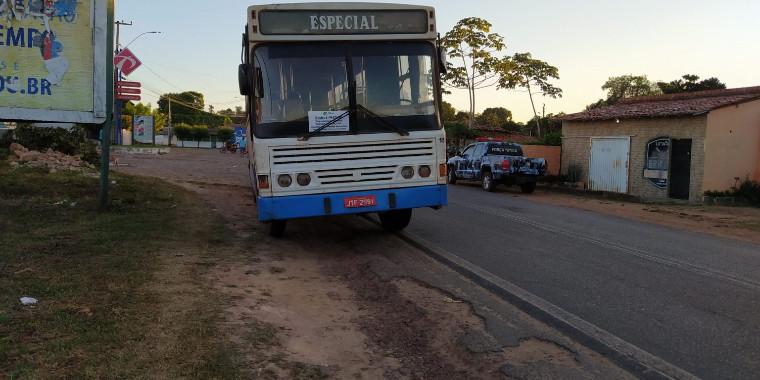 Cortador de cana morre após ser colhido por ônibus na cidade de União