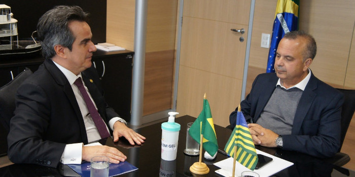 Água no Piauí: Ciro tem audiência com Ministro do governo Bolsonaro
