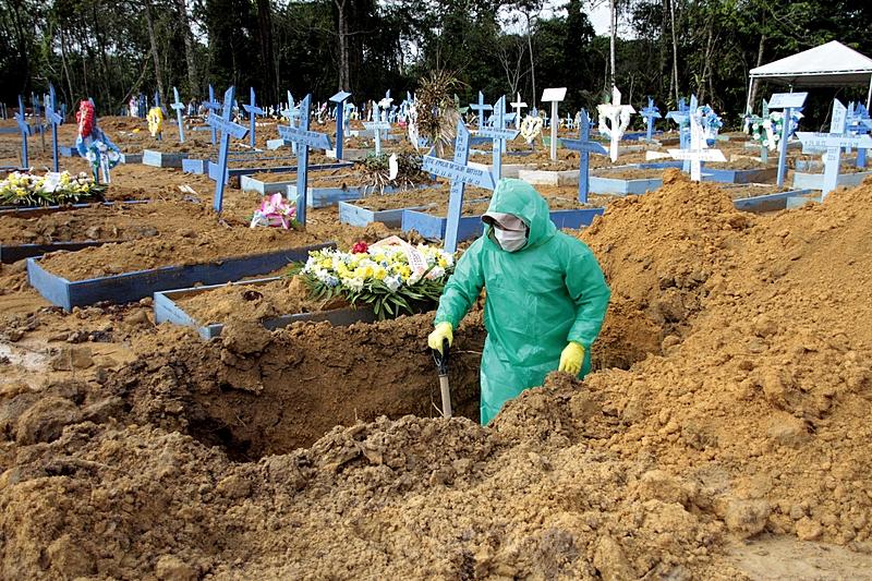 Covid-19: Brasil registra 1.311 mortes em 24h e ultrapassa 84 mil  - Imagem 1