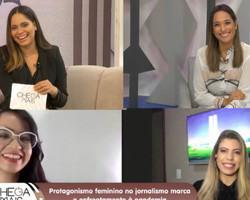 Protagonismo feminino no jornalismo: mulheres são destaque