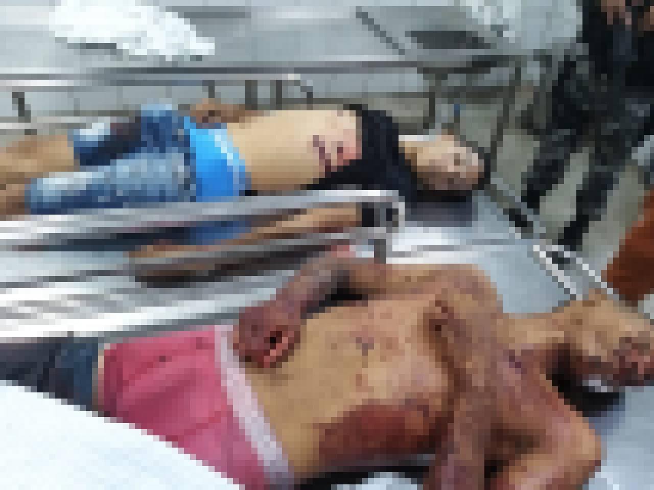 Acusados de matar Policial Militar morrem após confronto com a Força-Tarefa (Reprodução)