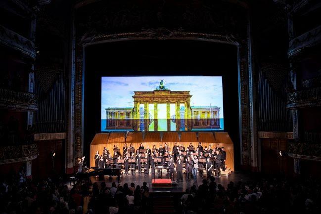 Theatro Municipal de São Paulo exibe espetáculo multimídia - Imagem 1