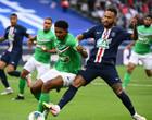Com gol de Neymar, PSG é campeão da Copa da França