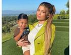 Kylie Jenner desembolsa mais de R$ 1 mi para dar pônei para filha