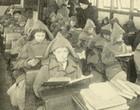 Como as escolas protegiam as crianças de doenças no início do séc. XX