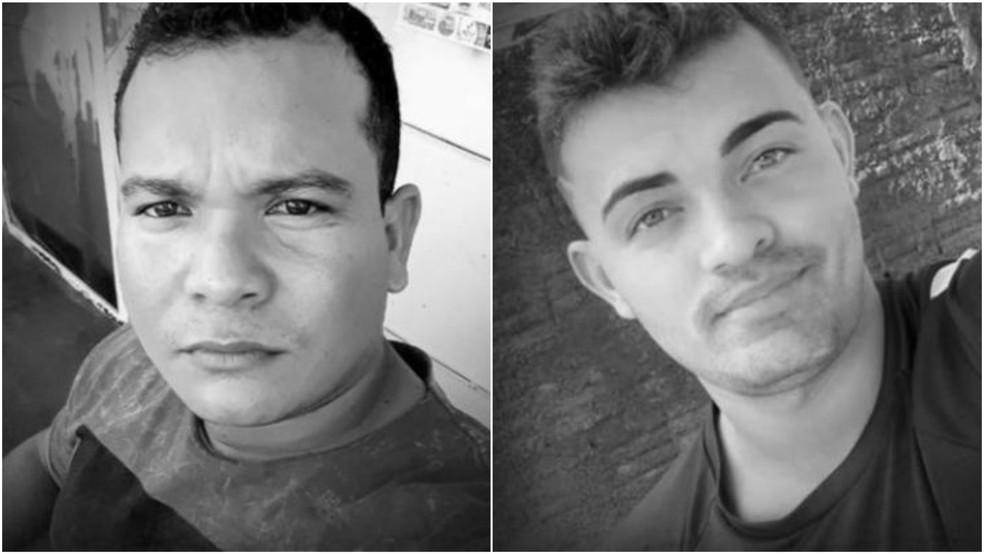 Romildo e Evandro morreram durante acidente na BR-226 - Foto: Reprodução