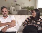 Simone se surpreende ao descobrir que marido depilou partes íntimas