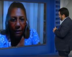 """Mãe de Marielle Franco relata a dor da perda: """"É uma família mutilada"""""""
