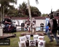 Vocalista de banda Aglomerou fala sobre susto após tiroteio em live no RJ; Vídeo!