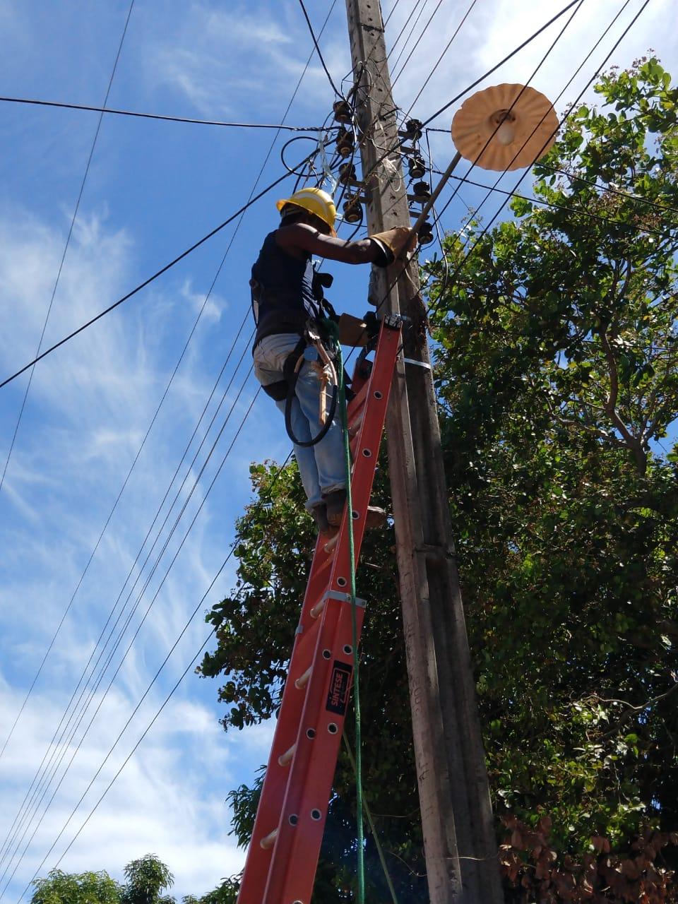 Nazária: Prefeitura retoma obras de recuperação de vias e iluminação - Imagem 2