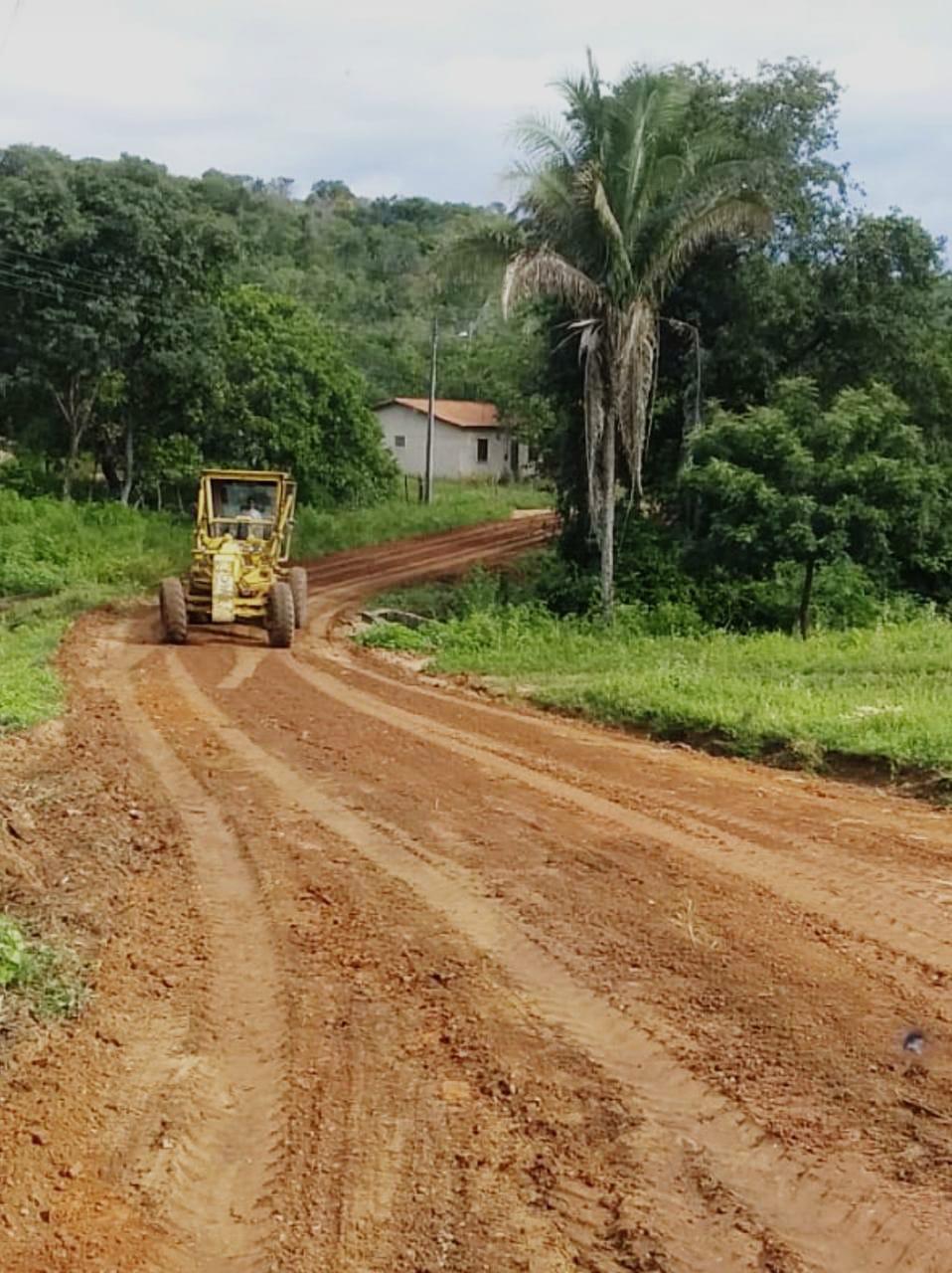 Nazária: Prefeitura retoma obras de recuperação de vias e iluminação - Imagem 1