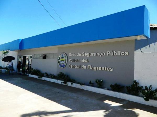 Central de Flagrantes de Picos - Foto: Divulgação