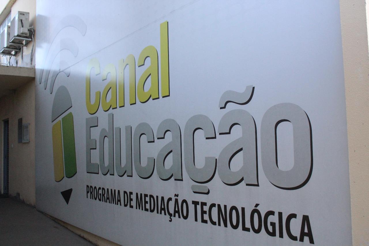 Ações são transmitidas pelo Canal Educação - Foto: Raíssa Morais