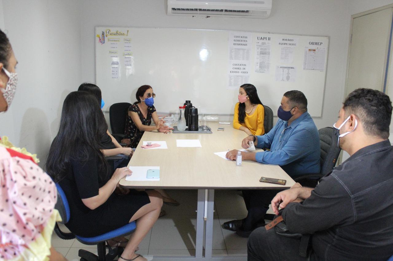 Iniciativa foi implantada no Piauí durante a pandemia do novo coronavírus - Foto: Raissa Morais