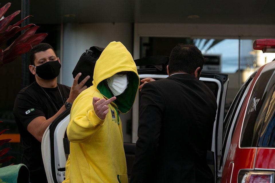 Pedro Henrique Santos Krambeck Lehmkuhl foi picado por naja Foto: Rafaela Felicciano/Metrópoles