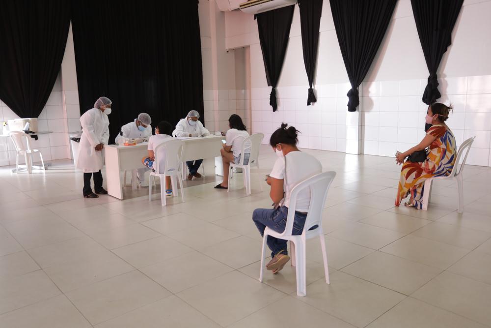Centros de testagens são ampliados em Teresina (Rômulo Piaulino)