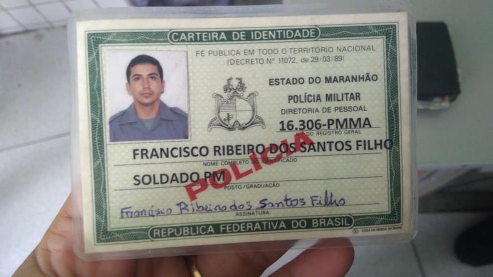 Policial Militar do Maranhão é preso pelo quarto homicidio no Piaui - Foto: Divulgação/PM