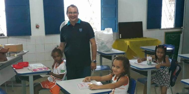 Educação: Nazária é classificada com alto índice de gestão